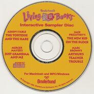 LBOOKS SAMPLER 1993 DISC