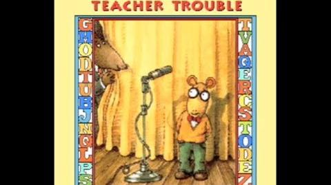 Living Books Arthur's Teacher Trouble (Read to Me Version)-0
