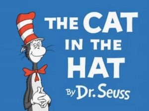 Living Books - Titles-Dr seuss the cat in the hat.