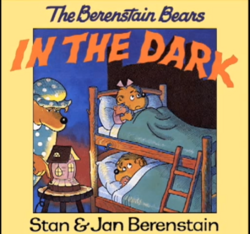 Living Books - Titles-The Berenstain Bears in the Dark.