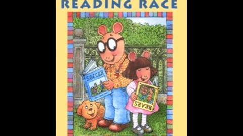 Living Books Arthur's Reading Race (Read to Me Version)
