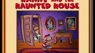 Harry and the Haunted House - Hot Tomato (CD Audio)