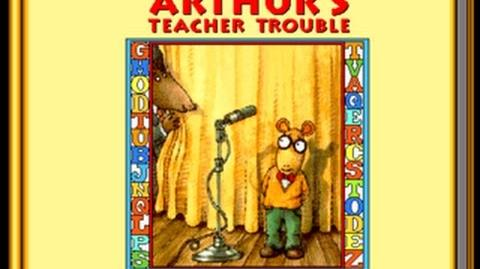 Living Books Arthur's Teacher Trouble (Read to Me Version)