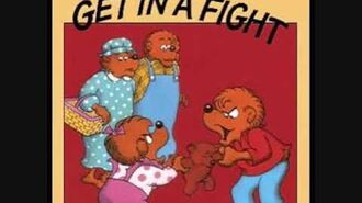 The Berenstain Bears Get in a Fight - No More Raining (CD Audio)