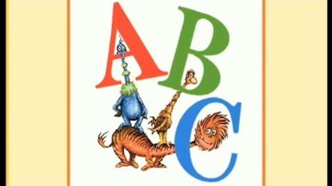 Living Books- Dr. Seuss's ABC (Read to Me)