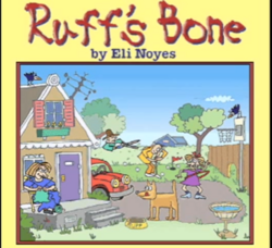 Living Books - Titles-Ruff's Bone.