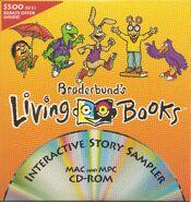 LBOOKS SAMPLER 1993 FRONT