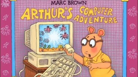 Living Books Arthur's Computer Adventure (Read to Me Version)