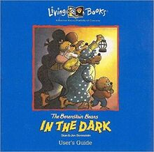 The berenstain bears in the dark pc cover