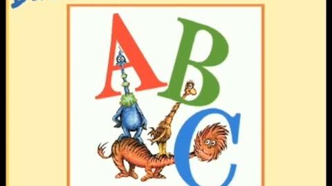 Living Books Dr. Seuss's ABC (Read to Me Version)