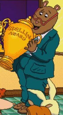Arthur's teacher trouble principal