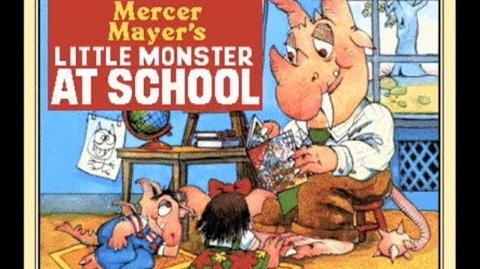 Living Books Little Monster at School (Read to Me Version)