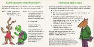 LBOOKS SAMPLER 1993 PAMPHLET BACK