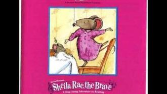 Living Books Sing-A-Long Sheila Rae, The Brave (Daddy-O, Cool Cat)