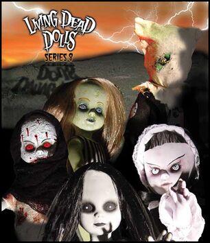 Series 8 dolls