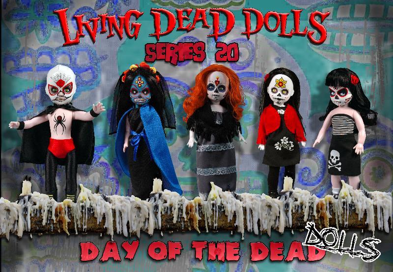 Series 20 | Living Dead Dolls | FANDOM powered by Wikia