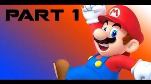 Mario Custom Power Ups Part 1