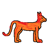 Fireheart, short, male