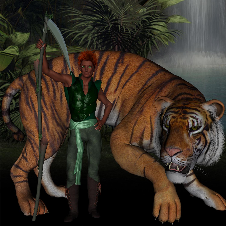 Pari Kalikasan (Mowgli) | Living Pathfinder RPG Wiki | FANDOM