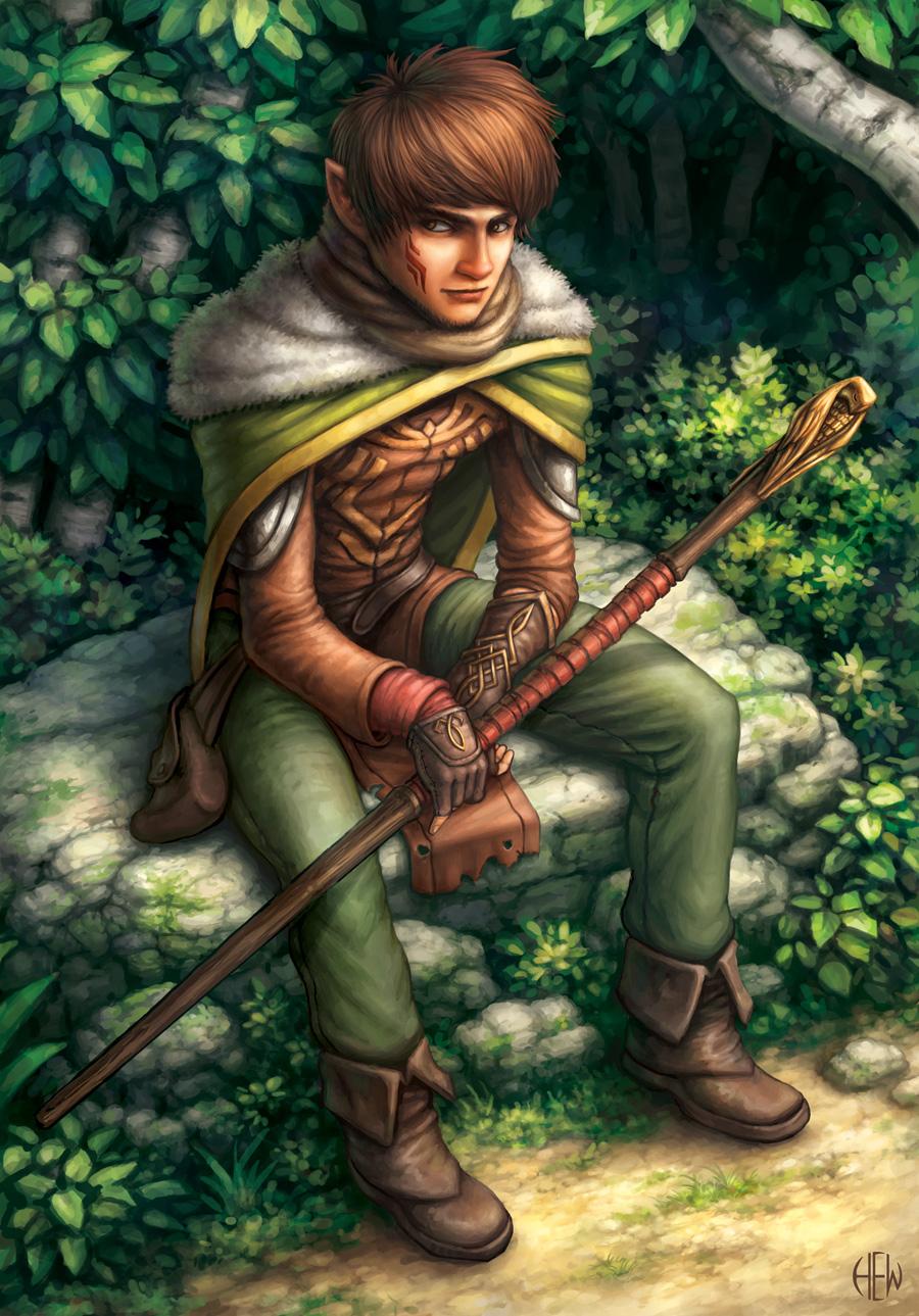 Regar Lilothian (Sezarious)   Living Pathfinder RPG Wiki   FANDOM
