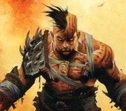 Mohawk Barbarian
