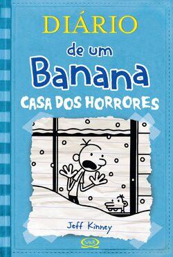 Diário de um Banana Casa dos Horrores