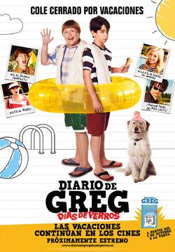 Diario de Greg Días de Perros La Película