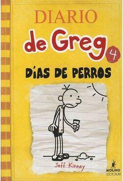 Diario de Greg Días de Perros