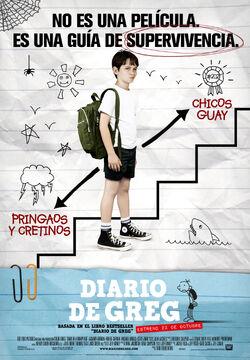 Diario de Greg La Película
