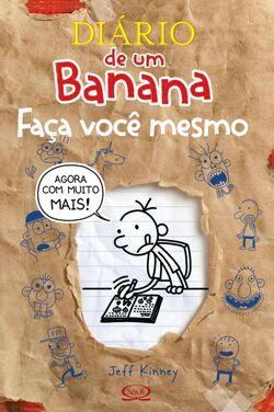 Diário de um Banana Faça você mesmo Volume 2