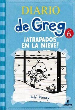 Diario de Greg ¡Atrapados en la Nieve!