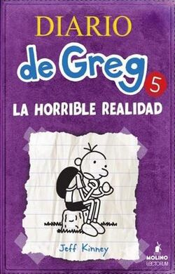 Diario de Greg La Horrible Realidad