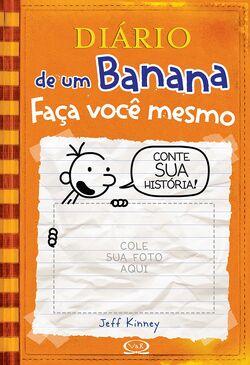 Diário de um Banana Faça você mesmo
