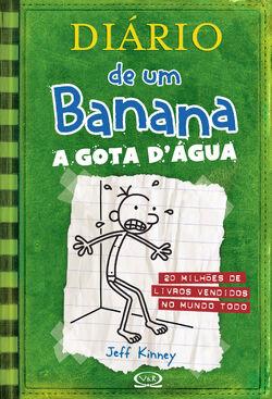 Diário de um Banana A Gota D' Água