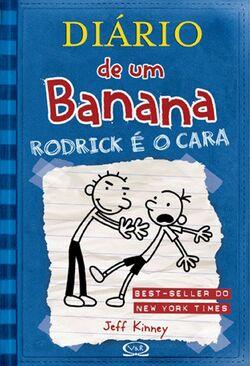 Diário de um Banana Rodrick é o Cara