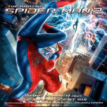 File:The Amazing Spider-Man 2 soundtrack.jpg