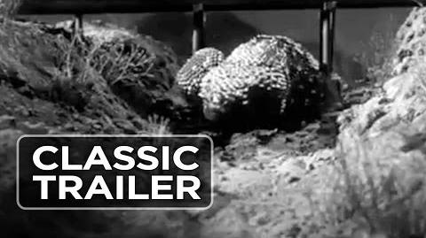 The Giant Gila Monster trailer