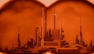 Redplanet city