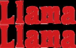 Lhama Lhama red logo