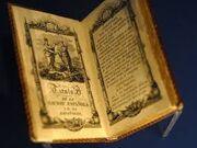 Llibre que fa pensar en una constitució