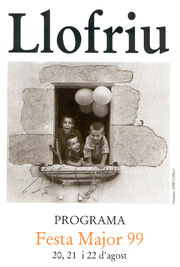 Festa Major de Llofriu 1999