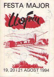Festa Major de Llofriu 1994