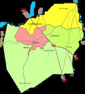 Els 4 sectors de Llofriu