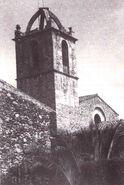 Fotografies històriques de Llofriu 1993 Campanar