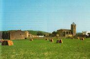 Fotografies històriques de Llofriu 1982 Llofriu des de Mas-tell