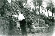 Font de la Teula any 1951
