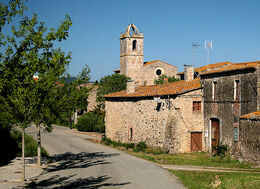 Carrer del Puig Montoriol
