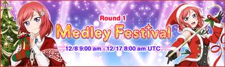 Medley Festival Round 1 EventBanner