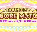 Score Match Round 24