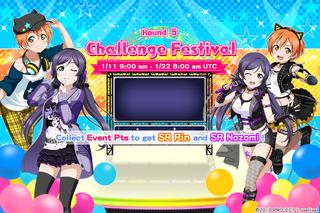 Challenge Festival Round 5 EventSplash